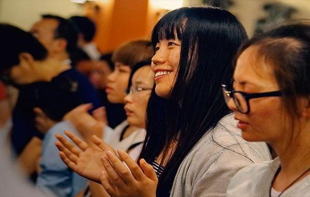 62% of China's religious believers are between the ages of 19 and 39.,