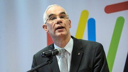 Zoltan Balog, Hungary's minister for Human Capacities