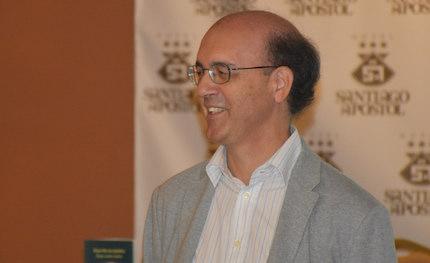 Xesús Manuel Suárez. / Héctor Rivas