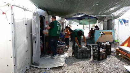 Remar volunteers. / Remar Facebook