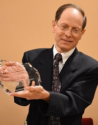 Pablo Martínez received the Personality of the Year award. / Héctor Rivas