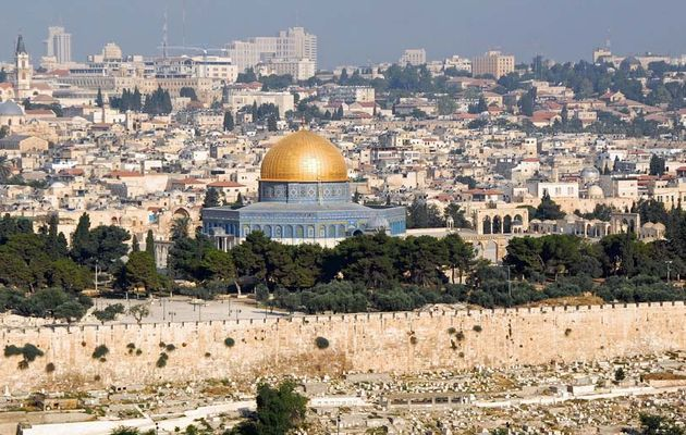 UNESCO says Temple Mount  is sacred only to Muslims.,
