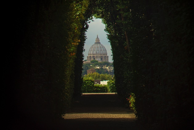 A view of the Vatican. /Photo: Galen Crout,