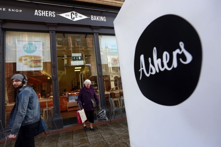 Ashers bakery. / Reuters,