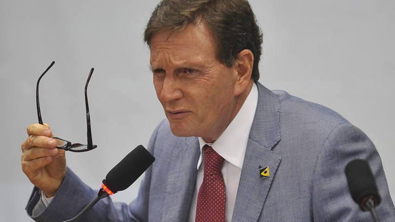 Marcelo Crivella, new mayor of Rio de Janeiro. ,marcelo crivella, rio,