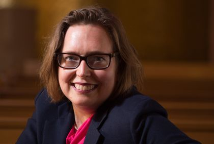 Elaine Howard Ecklund, the study's principal investigator.