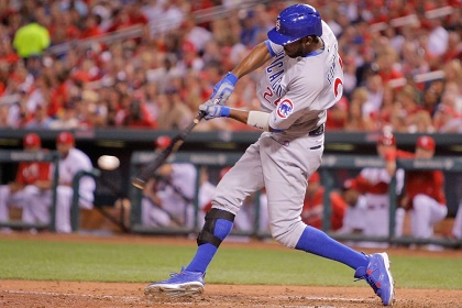 Chicago Cubs player Dexter Fowler is also a Christian.