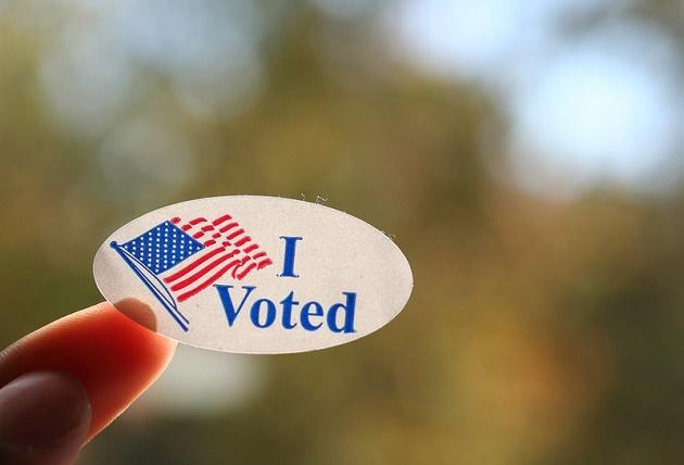 ,i voted