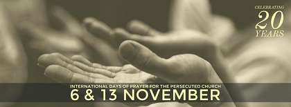 20 years of International Day of Prayer.
