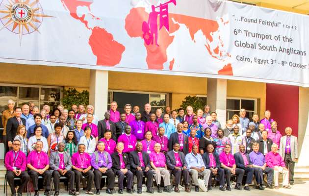 Participants of the Sixth Global Souch Anglican Conference in Cairo, October 2016. / Global South Anglican,Sixth Global Souch Anglican Conference, 2016