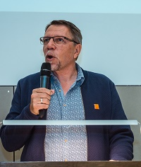 The director of StopArmut, Peter Seeberger. / Simon Billeter