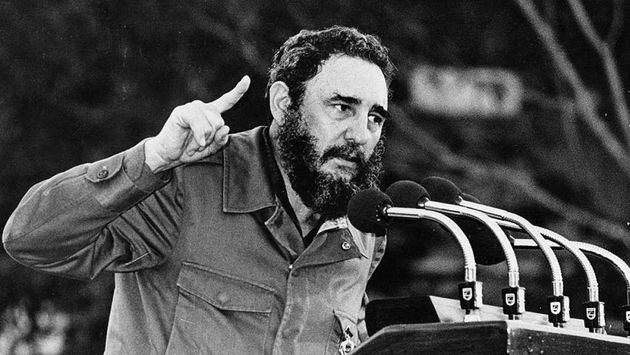 Fidel Castro has died this November 25, at age 90.,