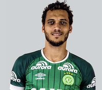 Neto, one of the six survivors, is a Christian. / Chapecoense