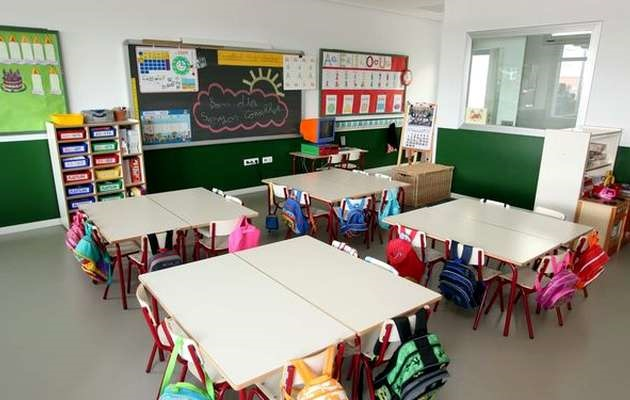 A state school in Spain. ,