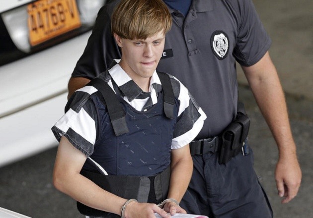 Dylann Roof, the convicted attacker. / Agencies,