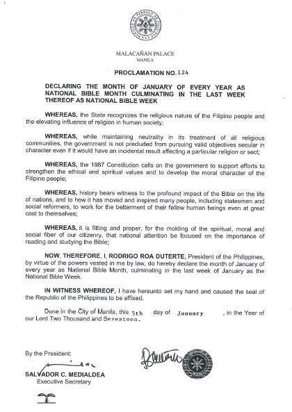 The Proclamation. / PBS