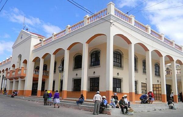 Las Margaritas, in Chiapas (Mexico). / Morning Star News. ,