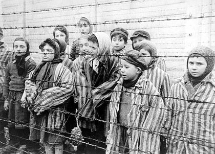 The main role of the play is a Red Cross worker who hides what happens to Jews in the Nazi concentration camps.