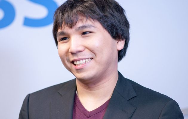 Wesley So in the Tata Steel (Netherlands) tournament, in January 2017. / Facebook Wesley So,