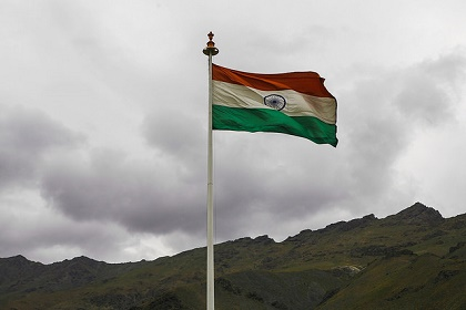 The national flag of India. / Flickr (CC)