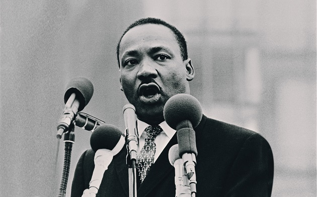 Martin Luther King. / Wikimedia, CC,