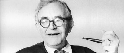 The acclaimed Swiss Neo-Orthodox theologian, Karl Barth.