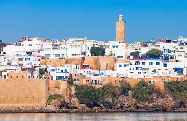 Rabat, in Morocco.,rabat, morocco