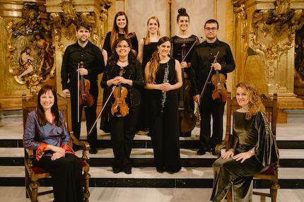 The Ensemble Bohórquez. / J. P.  Serrano