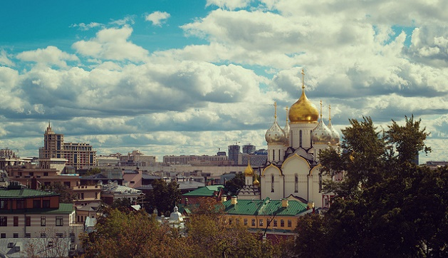 A view of Moscow. / Andrey Naumov (Flickr, CC),moscow