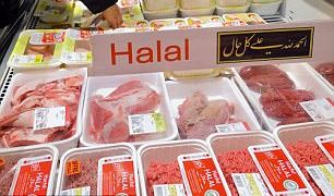 Walloon region has voted to ban kosher and halal meats. / AFP