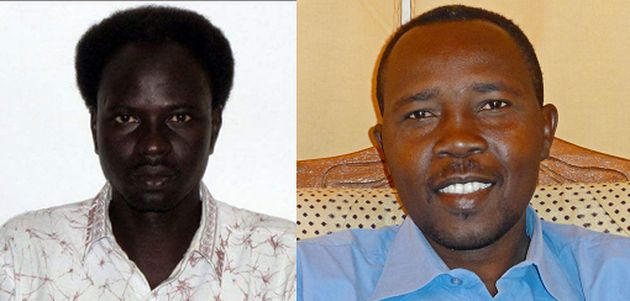 Rev. Hassan Abduraheem Kodi Taour and Mr Abdulmonem Abdumawla have been released from prison. ,