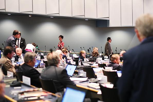 The Synod of the Finnish Lutheran Church was the scenario for an intense debate about same-sex marriage. / Photo: Mari Turunen,synod, finland, marriage