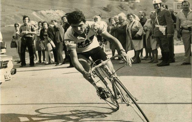 Jose Manuel Fuente, a Spanish cyclist./ jmfuentes.es,