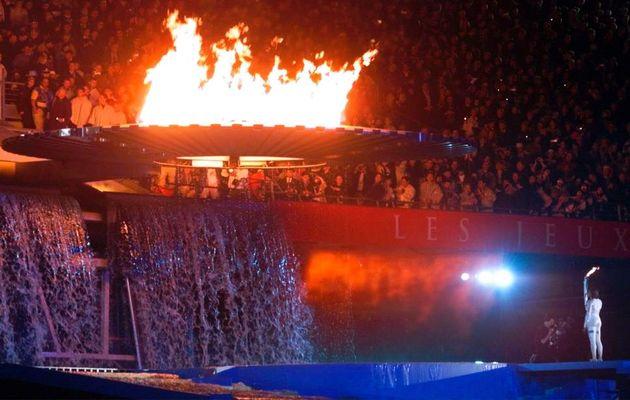 Sydney 2000 opening ceremony. / Reuters,