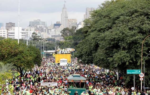 March for Jesus 2017, Sao Paulo / Paulo Whitaker, Reuters,Marcha por Jesús, Sao Paulo