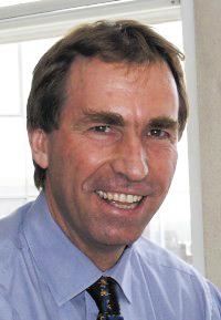 Peter Saunders of CMF.