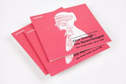 The official programme for the play. / Akte Zwingli.