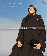 Martin Luther and #el15J.