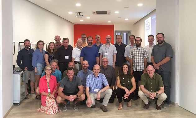 Participants in the 2017 edition of the RSN gathering. / RSN,