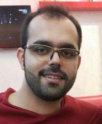 Amin Afshar Naderi is still in prison.