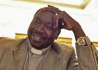 The Rev. Kwa Shamaal. / Morning Star News