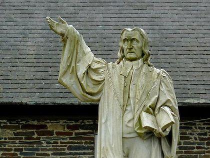 Daniel Rowland was a powerful Gospel preacher stationed in Wales.