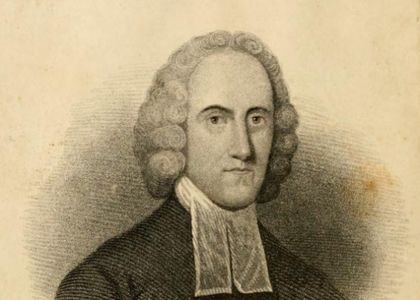 Jonathan Edwards is renowned for his unforgettable sermon Sinners in the Hands of an Angry God.