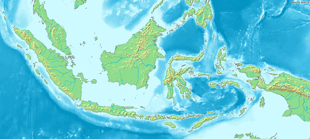 Indonesia. / Wikimedia