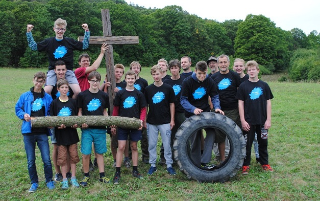 The first Czech Draft Camp: Campers and leaders. / CZ EA,