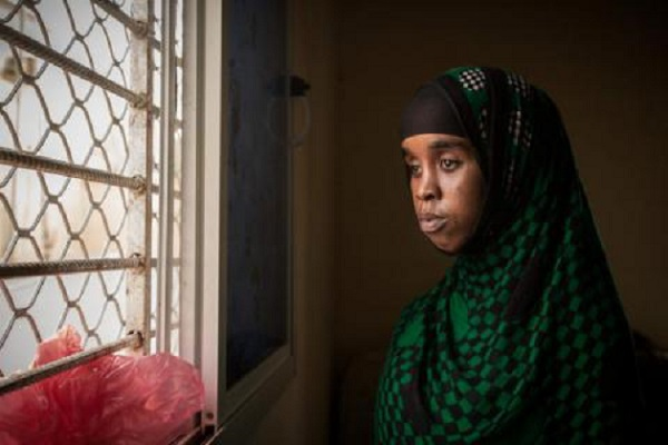 Former child bride Halima, 17 (name changed) had to leave her abusive husband. / Colin Crowley/Save the Children,