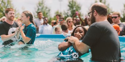 A Beginner's Guide to Baptism