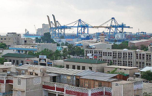Port of Sudan. / Wikipedia,