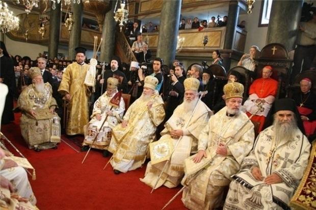 Members of the Holy Synod of the Bulgarian Orthodox Church. / Photo: novinite.bg,