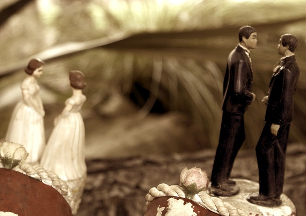 Gay couples are not getting married in pro-LGBT churches. / Photo: Wikimedia (CC),